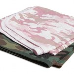 Camo Blanket For Boys and Girls