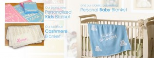 Personalized Blankets For Baby