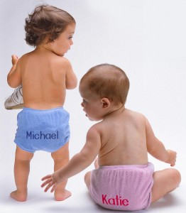 Personalized Diaper Covers For Boys and Girls