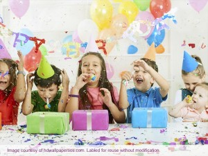 Creative, affordable birthday party ideas for toddlers at Randesign