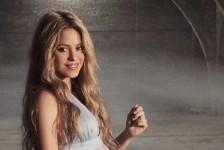 Shakira's unique baby shower!