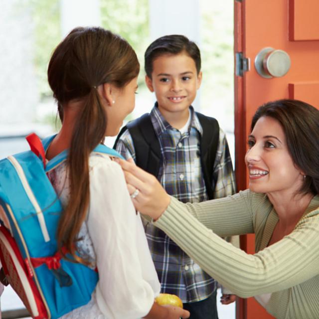 Help Children of Divorce Transition Between Parents Houses