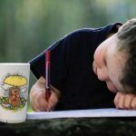 Child's unbreakable, melamine cup with cute bear design. only $4 - includes shipping