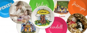 Personalized Dinner Plates For Kids
