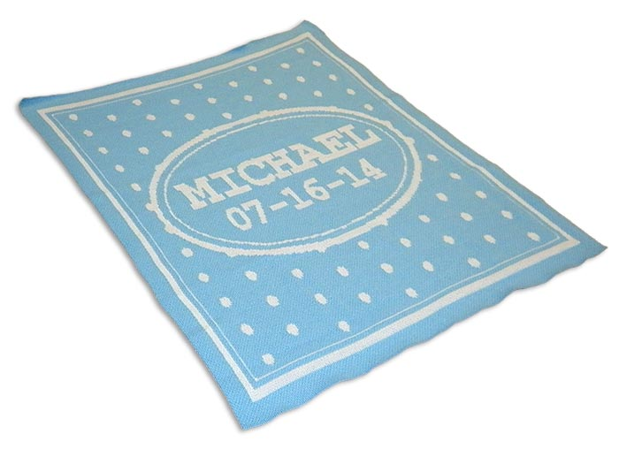 special price personalized baby blankets for boys and girls