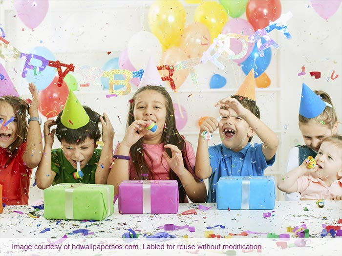 Cheap birthday party activities for toddlers!