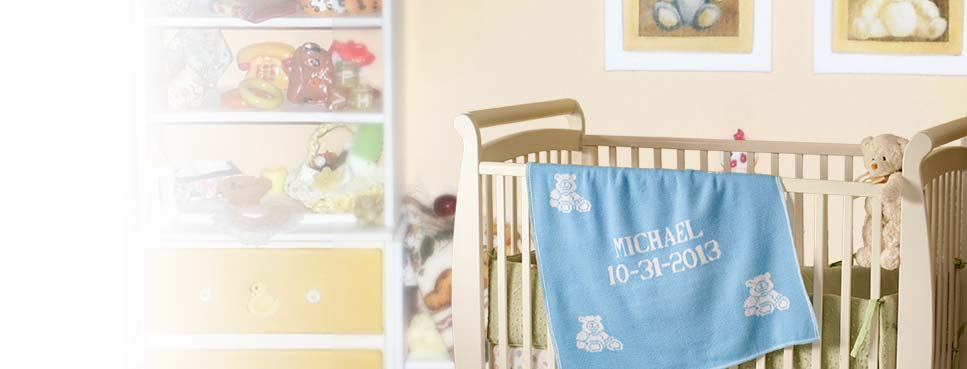 Featuring our Top-Selling Baby Blankets