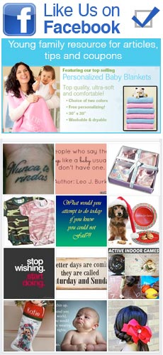 Facebook, PersonalBabyProducts.com by Randesign, custom baby and kids gifts