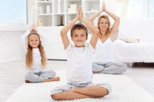 Yoga for Children Personal Baby Products