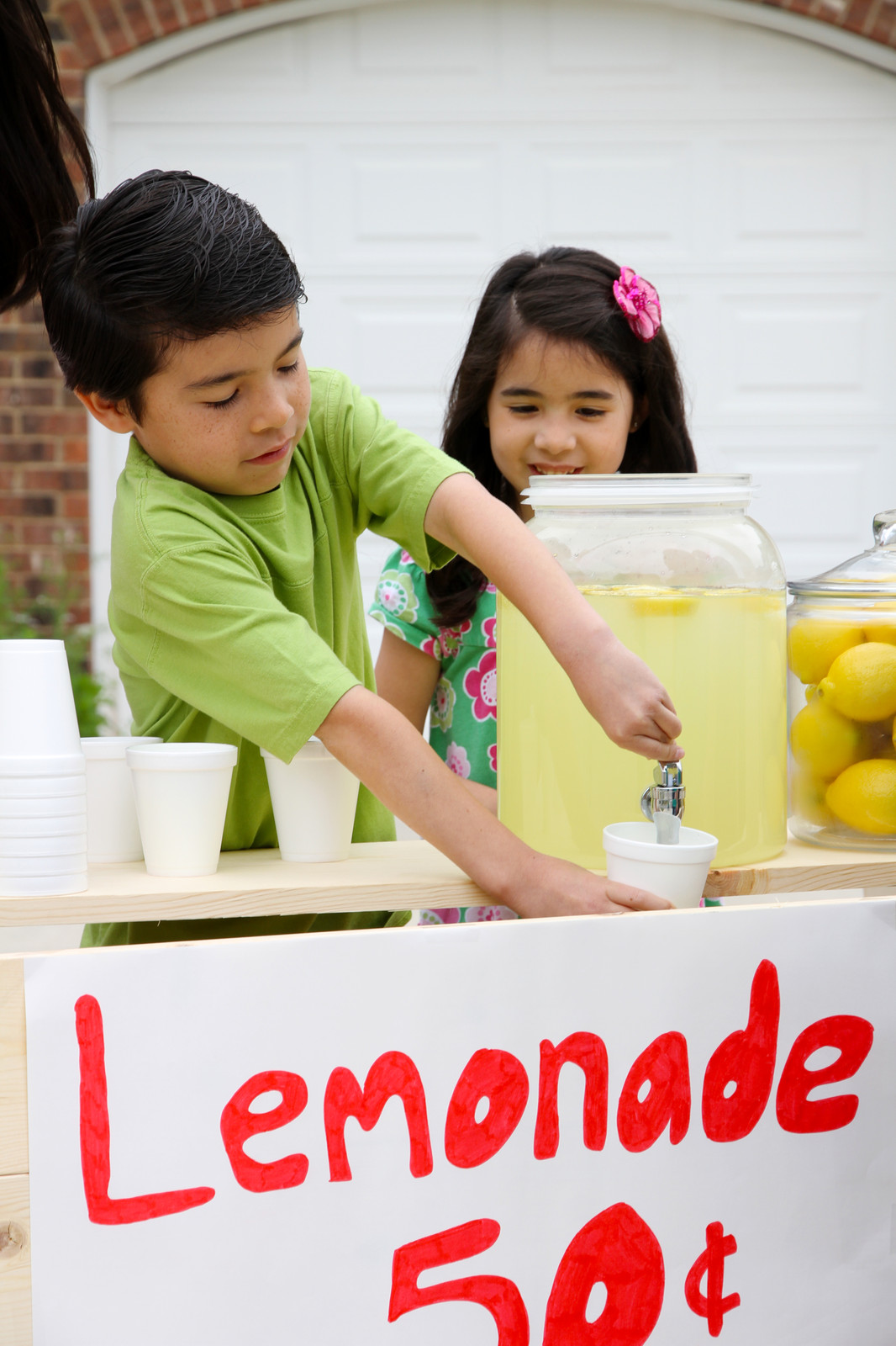 Beyond the Lemonade Stand: Straight talk about kids and money