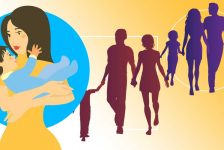 Three different families from a single mom's viewpoint