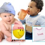 Baby hat and bib summer special - only &12 - includes free shipping!