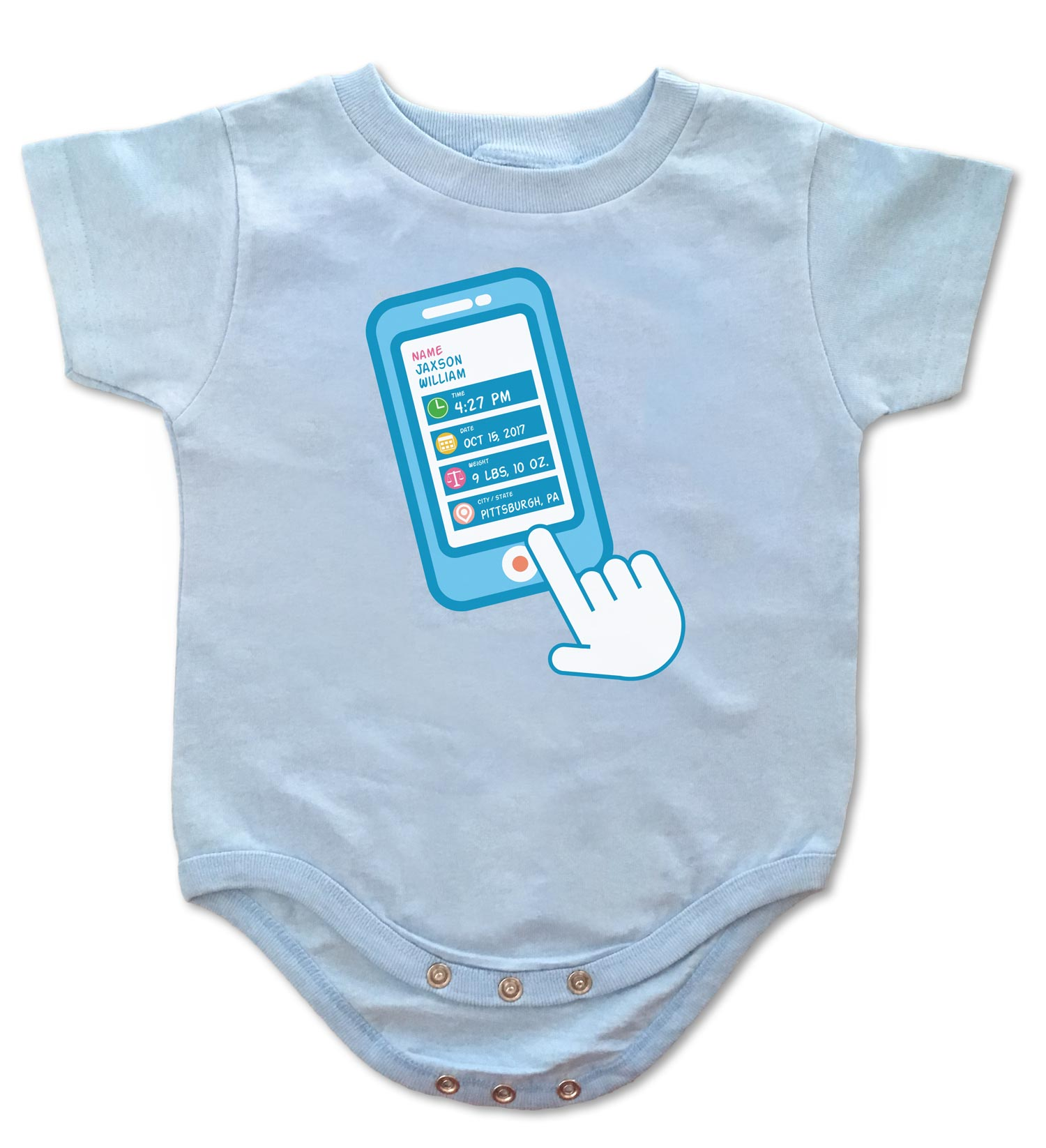 Smart Baby Onesies