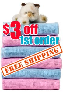 3 dollars off first order at PersonalBabyProducts.com