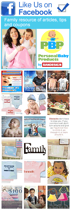Personalbabyproducts.com on Facebook