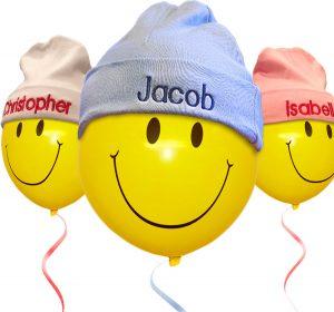 inexpensive gift- baby hats