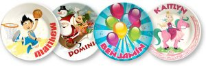 personalized kids plates | unique gifts